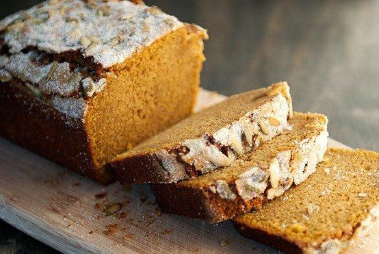 Pumpkin Tea Cake From Tartine | Desserts & Baking | Pinterest