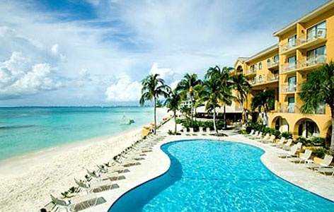Grand Cayman Marriott (thanks @Jacqulinehiu648 )