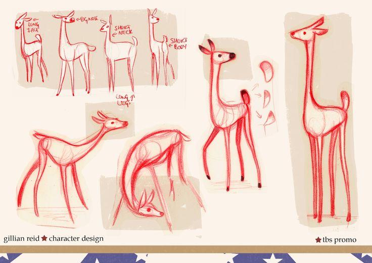 Character Design Visual Development Portfolio : Kari casady visual development portfolio art