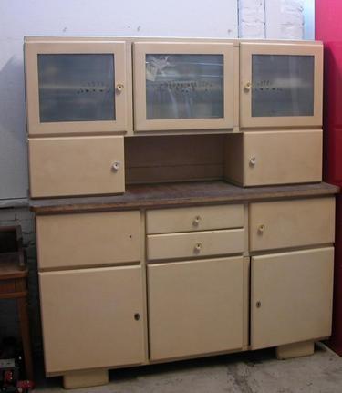 Küchenschrank Originalzustand 30er Jahre