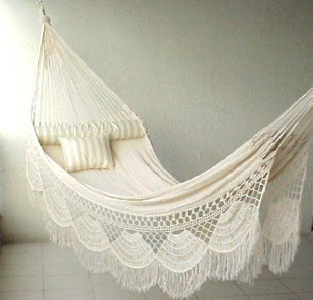 I want a hammock so bad