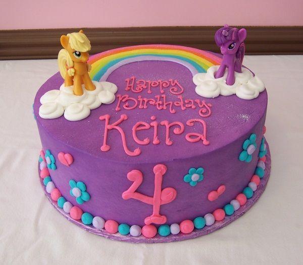 My little pony cake  Party Ideas  Pinterest