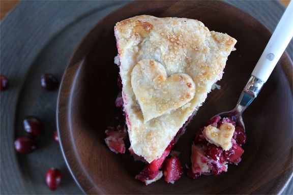 Deep Dish Apple Cranberry Pie. Ooh - I am a cranberry lover so I know ...