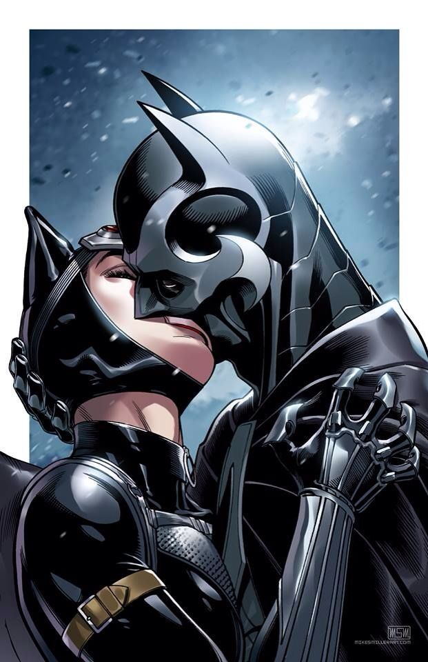 Catwoman sex