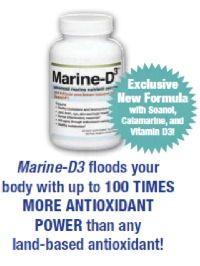Marine D3 Ingredients