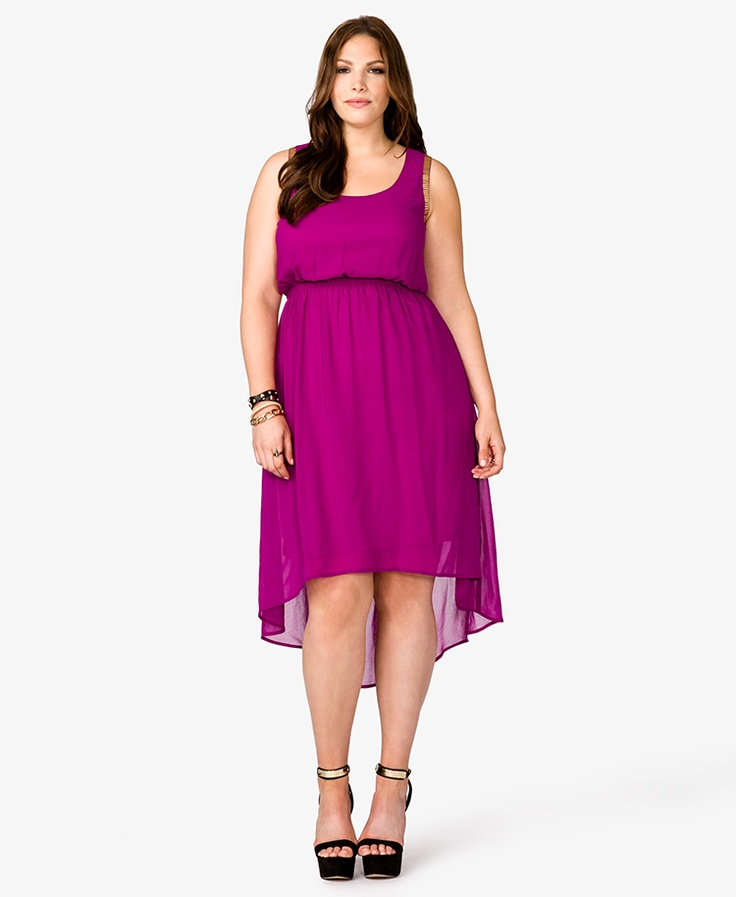 Plus Size High Low Dresses Forever 21