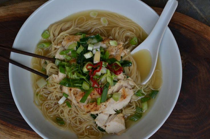 spicy chicken ramen | Soups | Pinterest