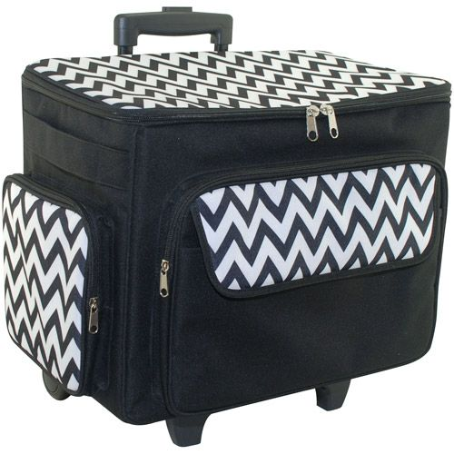 sewing machine rolling totes
