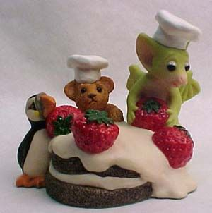 Chocolate Strawberry Avalanche Surprise
