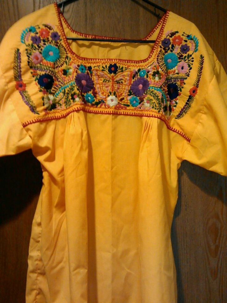 Mexican Womens Blouse 100