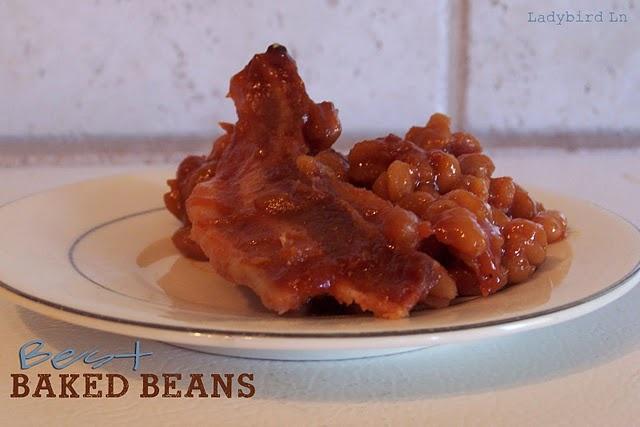 baked bean recipes