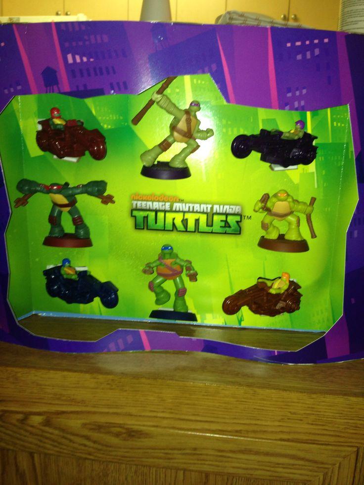 teenage mutant ninja turtles 2012 nickelodeon
