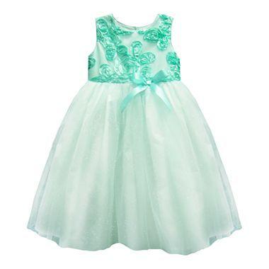 Dress jcpenney flower girls this is scarlett s easter dress