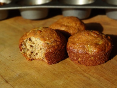 roasted banana muffins for breakfast! | Recipes- rise'n shine! | Pint ...