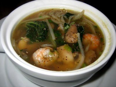 Spicy Shrimp and Bok Choy Soup | Recipes | Pinterest