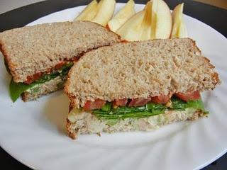 Healthy Tuna Salad | Healthy | Pinterest