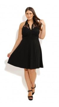 Plus Size Dresses - City Chic - be styled in sizes 14+ - City Chic