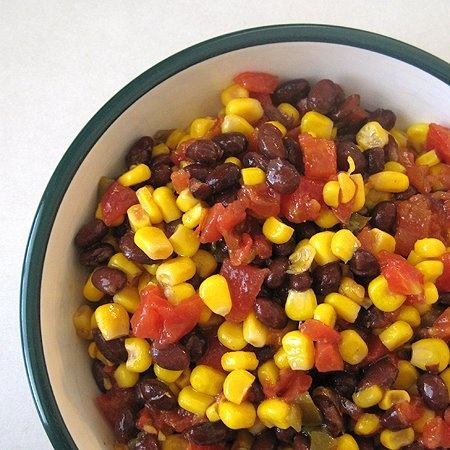 Corn and Black Bean Salsa | Recipes: Appetizers | Pinterest