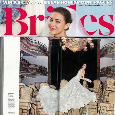 Brides When Conde Nast 70