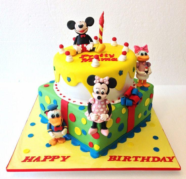 Cake Images Sonali : Disney Cake www.facebook.com/peace.o.cake.cakes Pinterest