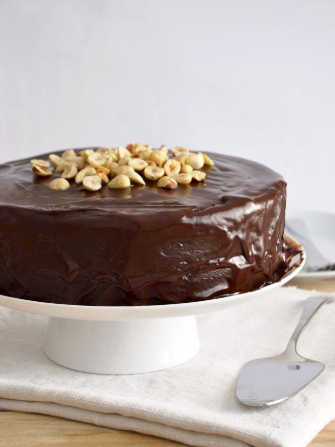 Vegan Chocolate Cake | Recipes | Pinterest