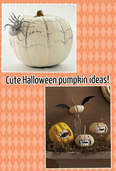 cute halloween pumpkin decorating ideas halloween pinterest