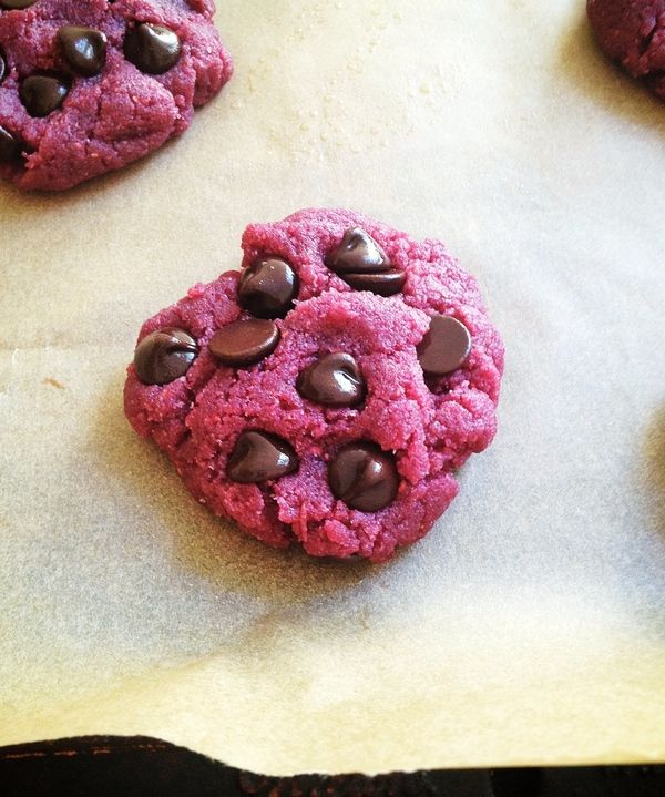 Chocolate Raspberry Cookies Recipes — Dishmaps