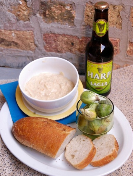 irish blue cheese fondue | Main dishes | Pinterest