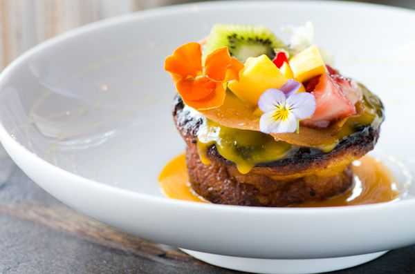 Mango Bread Pudding | Food Style | Pinterest