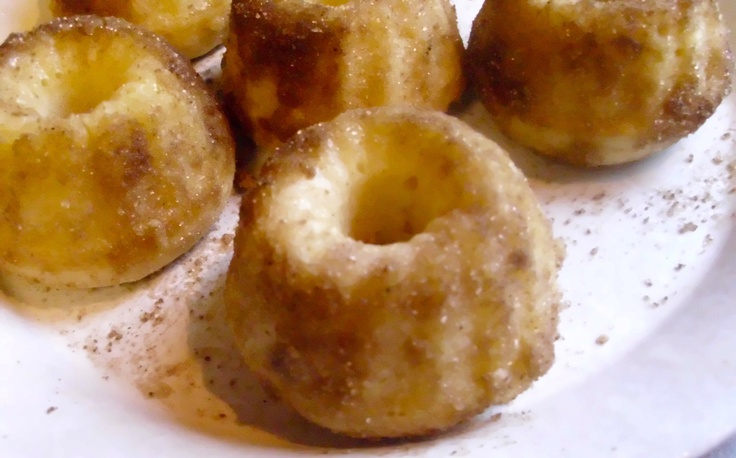 Baked cinnamon sugar doughnuts | Sugar and Spice | Pinterest