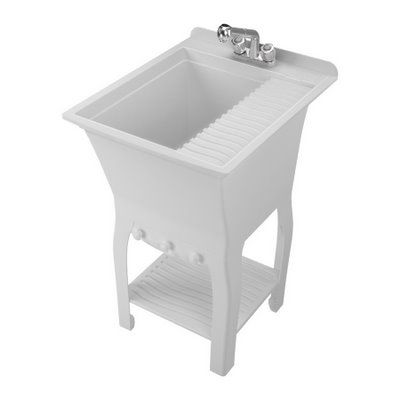 ASB freestanding utility sink. Supposedly once sold atlowes