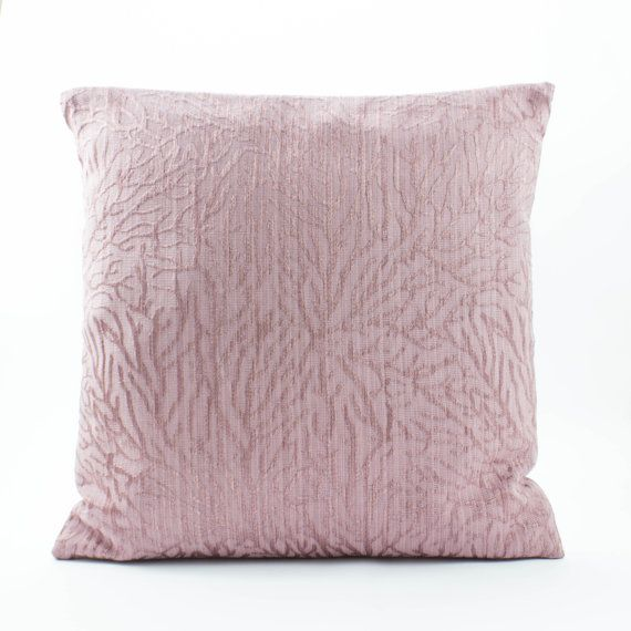 Throw Pillow Euro Sham : Peach/Pink Euro Sham 24x24 Decorative throw Pillow Cover Silk Pillow,?
