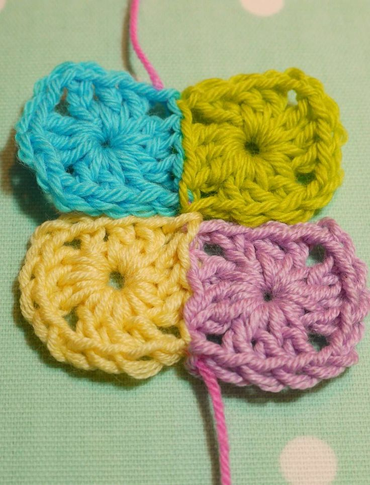 Crochet Stitches Joining : joining with an invisible stitch crochet & knit Pinterest