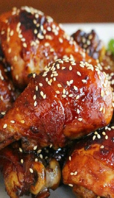 Honey Teriyaki Chicken | Favorite Recipes | Pinterest