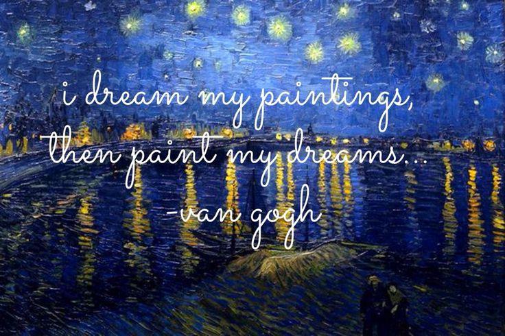 Quotes On Art Van Gogh. QuotesGram