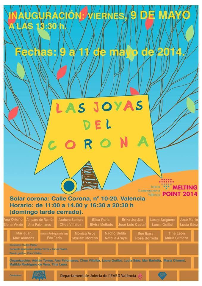 "Joves Joiers València - ""Las joyas del Corona"" -"