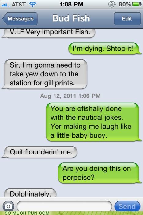 Funny fish puns - photo#2