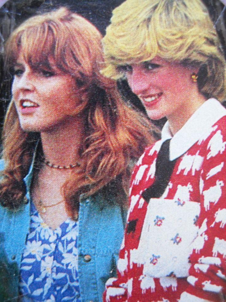 Diana & Fergie-198... Fergie
