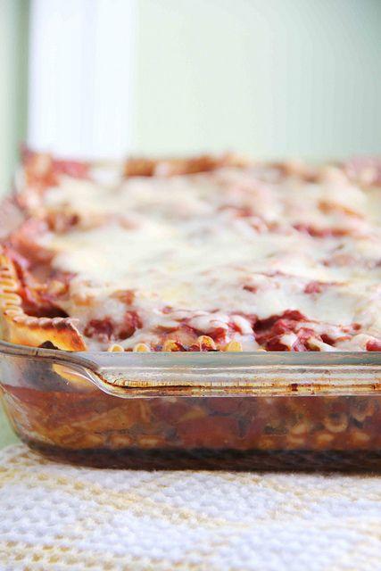 Tex-Mex Lasagna | Main Dishes | Pinterest