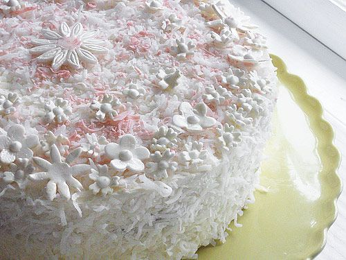 Perfect Party Cake | Cakes and Baking | Pinterest