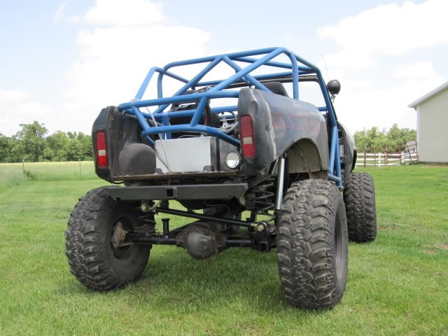 International Scout Rock Crawler : Ih scout ii rock crawler stuff with an engine