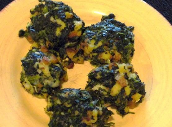 Spinach Balls | new food board | Pinterest