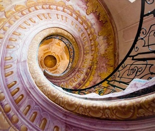 World's coolest staircases