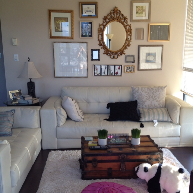 Living Room Wall Collage At Home Pinterest