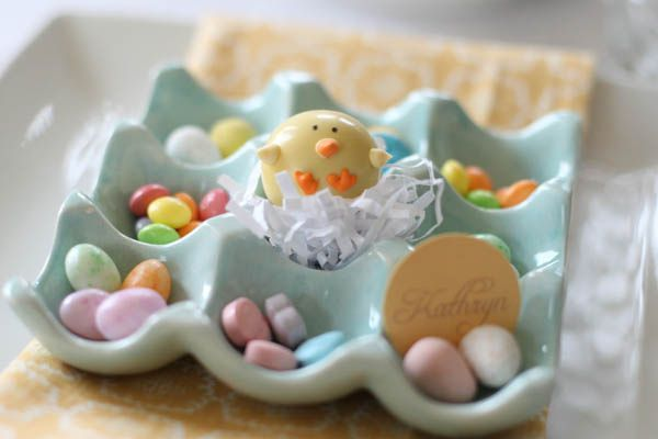 Cool Easter Plate