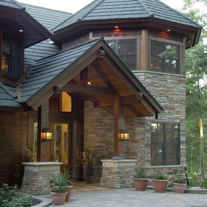 Covered Entryway My Dream Home Pinterest