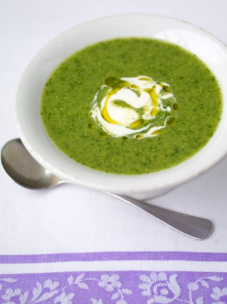 summer pea and watercress soup | Beautiful and delicious food | Pinte ...