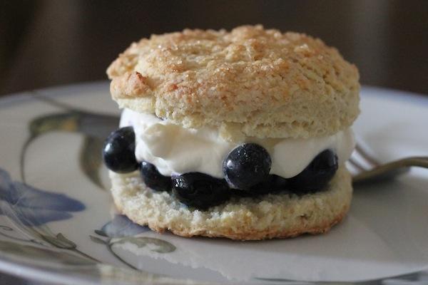 Blueberry shortcake | eat | Pinterest
