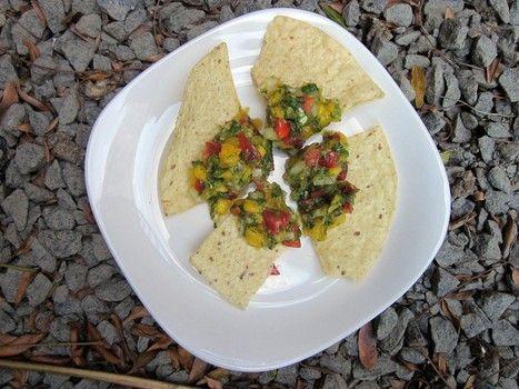 Mango-habanero salsa recipe (Photo courtesy of Will Budiaman)