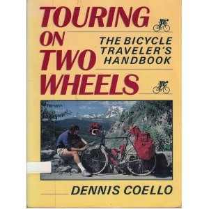 This was my bible back in my younger bike touring days. Now that the kids are getting a little older, I feel the incessant urge to get back on the road in a serious way.     I have my old Schwinn Voyaguer touring bike refurbished and ready to tour. Now it's time to re-read the book and start gearing up again.